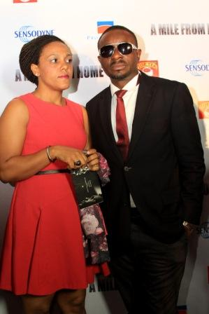 A Mile From Home Movie Premier - BellaNaija - July2013 (13)