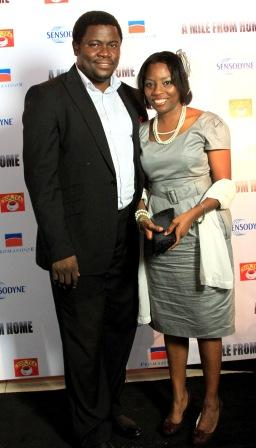 A Mile From Home Movie Premier - BellaNaija - July2013 (14)