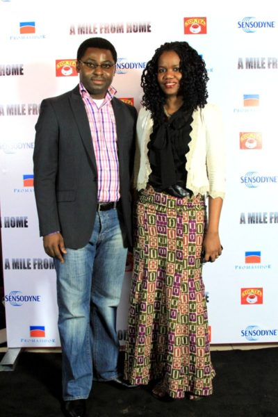 A Mile From Home Movie Premier - BellaNaija - July2013 (15)