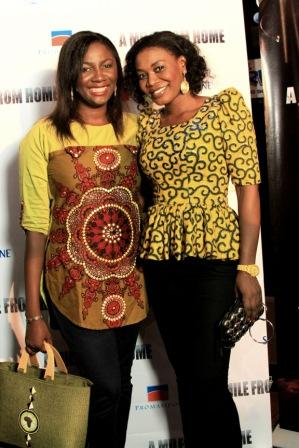 A Mile From Home Movie Premier - BellaNaija - July2013 (4)