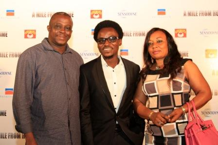 A Mile From Home Movie Premier - BellaNaija - July2013 (5)