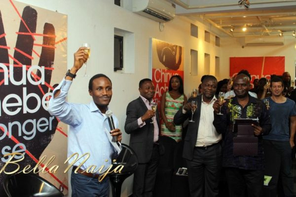A Toast to an Extraordinary Life - Chinua Achebe - July 2013 - BellaNaija 036