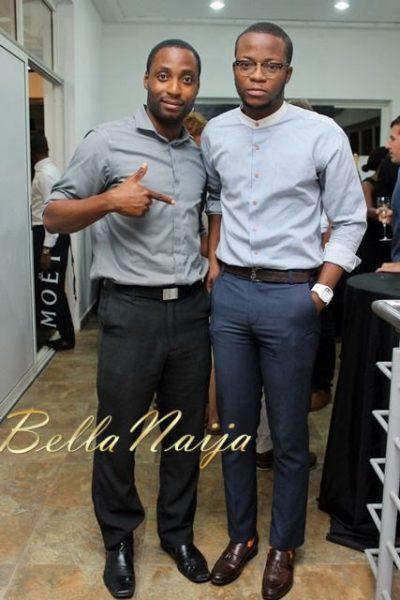 Okechukwu Ofili & Ayodeji Rotinwa