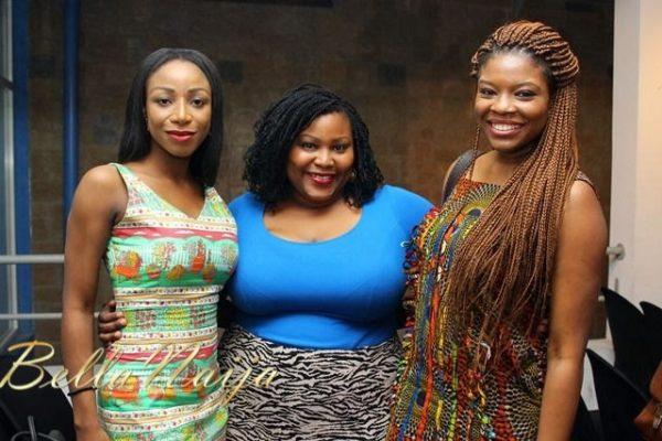 Sesu Tilley-Gyado, Wana Udobang & Kemi Adetiba