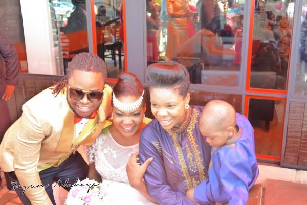 Adeyemi Yemi Sax Adeosun and Sholatayo Durojaiye Wedding - July 2013 - BellaNaija (10)