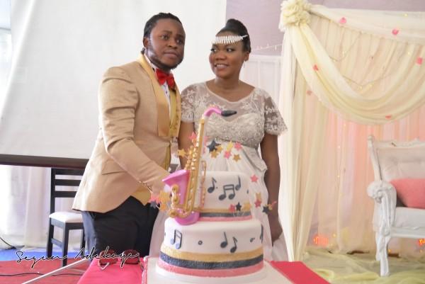 Adeyemi Yemi Sax Adeosun and Sholatayo Durojaiye Wedding - July 2013 - BellaNaija (11)