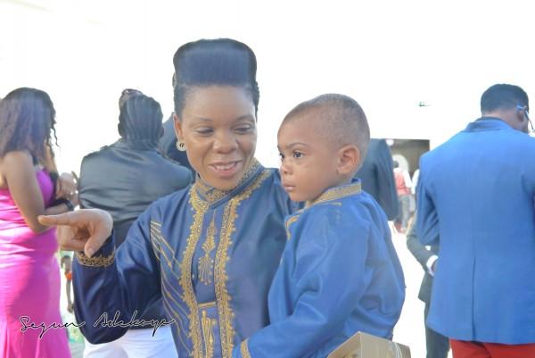 Adeyemi Yemi Sax Adeosun and Sholatayo Durojaiye Wedding - July 2013 - BellaNaija (7)