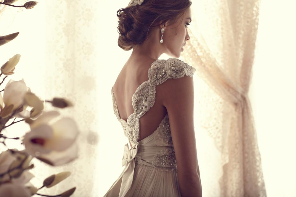 Bn bridal anna campbell gossamer collection 2013 for Anna campbell vintage wedding dress