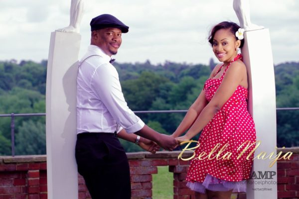 Annette and Gerald Pre-Wedding Shoot - July 2013 - BellaNaijaWeddings012