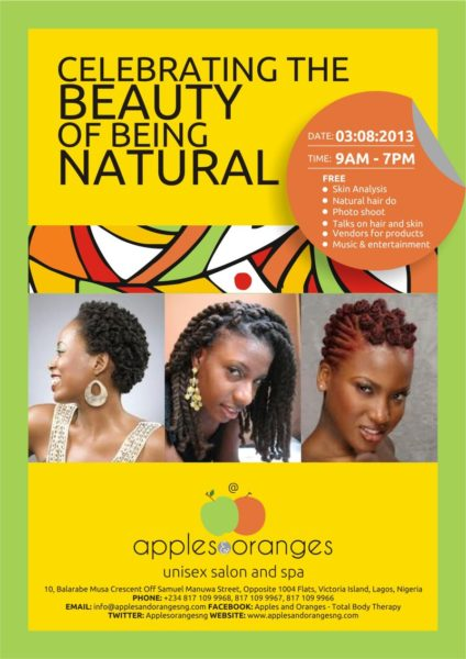 Apples and Oranges - BellaNaija - July2013