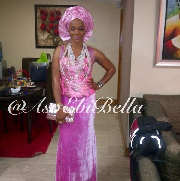 AsoEbi_Nigerian_Wedding_BellaNaija_pink