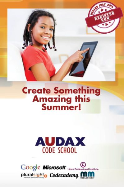 Audax Code School - BellaNaija - July2013