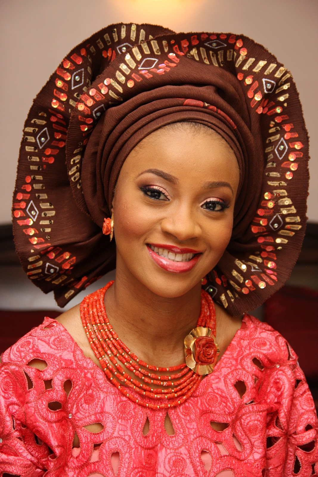 BMPRO_bellanaija_weddings_nigerian_bride_Folakemi_sequins_gele