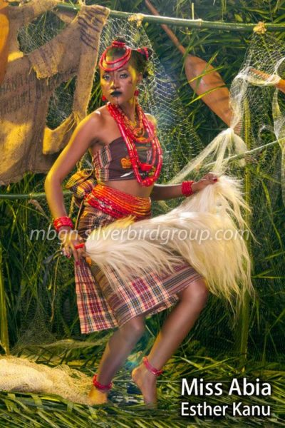 BN Beauty Exclusive - MBGN 2013 in Traditional Attires - July 2013 - BellaNaija 021