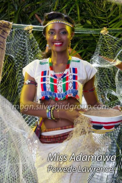 BN Beauty Exclusive - MBGN 2013 in Traditional Attires - July 2013 - BellaNaija 023