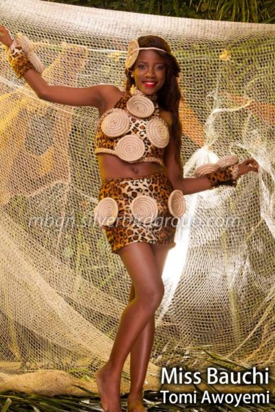 BN Beauty Exclusive - MBGN 2013 in Traditional Attires - July 2013 - BellaNaija 026