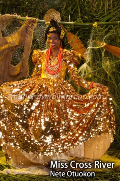 BN Beauty Exclusive - MBGN 2013 in Traditional Attires - July 2013 - BellaNaija 029