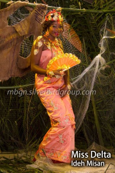 BN Beauty Exclusive - MBGN 2013 in Traditional Attires - July 2013 - BellaNaija 030