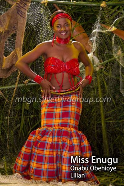 BN Beauty Exclusive - MBGN 2013 in Traditional Attires - July 2013 - BellaNaija 033