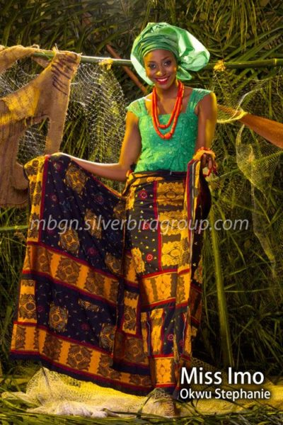 BN Beauty Exclusive - MBGN 2013 in Traditional Attires - July 2013 - BellaNaija 035