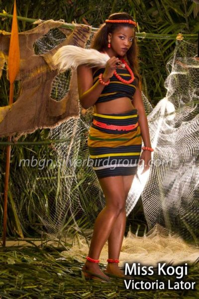 BN Beauty Exclusive - MBGN 2013 in Traditional Attires - July 2013 - BellaNaija 041
