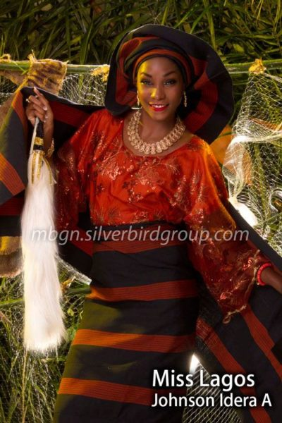BN Beauty Exclusive - MBGN 2013 in Traditional Attires - July 2013 - BellaNaija 043