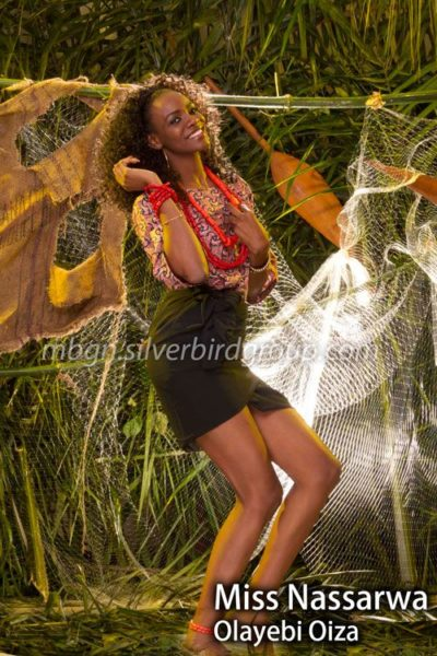 BN Beauty Exclusive - MBGN 2013 in Traditional Attires - July 2013 - BellaNaija 044