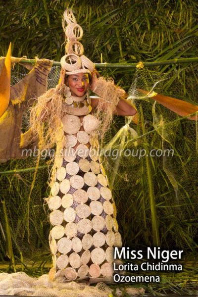 BN Beauty Exclusive - MBGN 2013 in Traditional Attires - July 2013 - BellaNaija 045