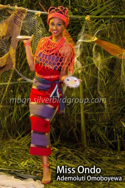 BN Beauty Exclusive - MBGN 2013 in Traditional Attires - July 2013 - BellaNaija 047