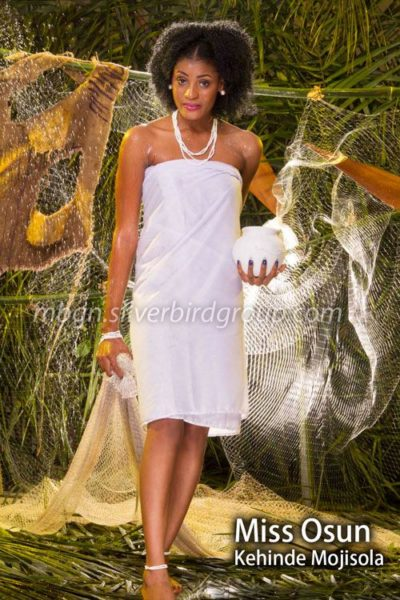 BN Beauty Exclusive - MBGN 2013 in Traditional Attires - July 2013 - BellaNaija 048