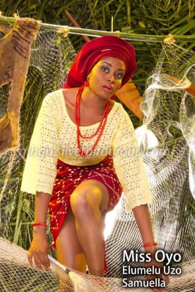 BN Beauty Exclusive - MBGN 2013 in Traditional Attires - July 2013 - BellaNaija 049
