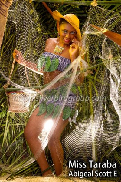 BN Beauty Exclusive - MBGN 2013 in Traditional Attires - July 2013 - BellaNaija 053