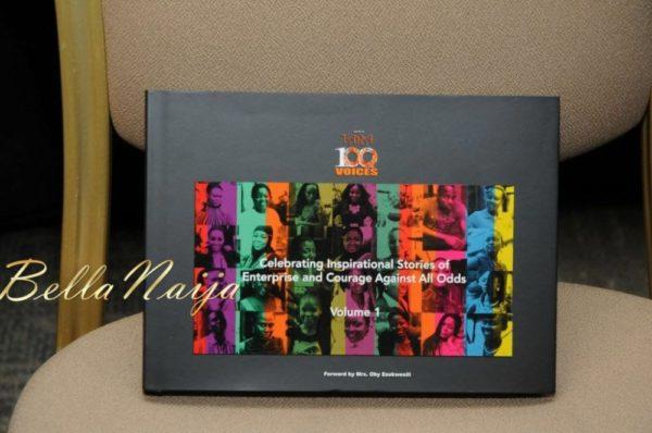 100 Voices Book