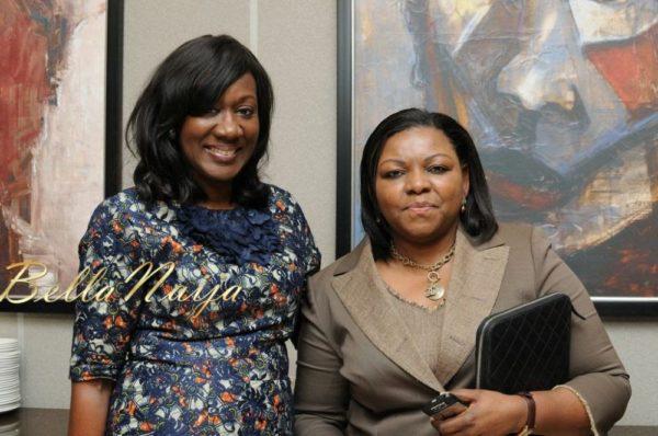 Nimi Akinkugbe & Bola Adesola