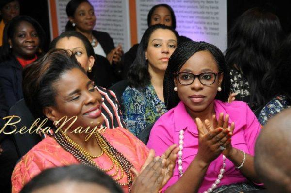 Olajumoke Adenowo & Bolanle Austen-Peters