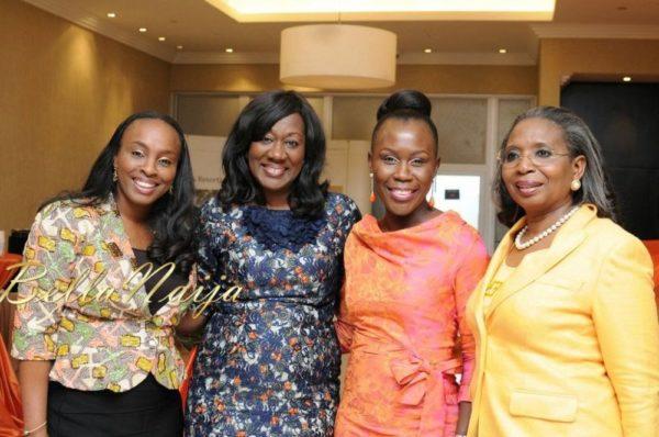 House of Tara Board Members - Osayi Oruene, Nimi Akinkugbe, Tara Fela-Durotoye & Ibukun Awosika