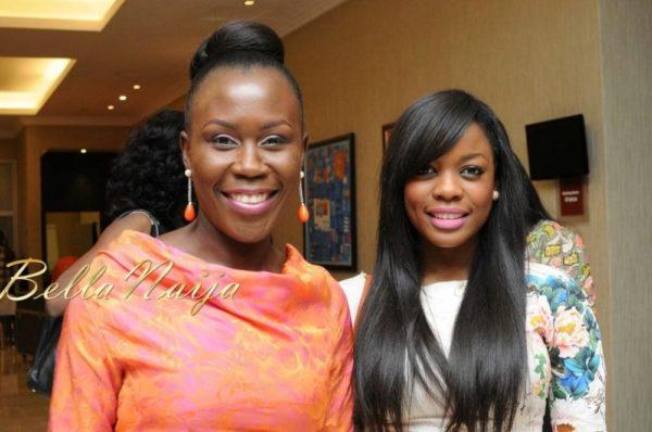 Tara Fela-Durotoye & Arese Ugwu