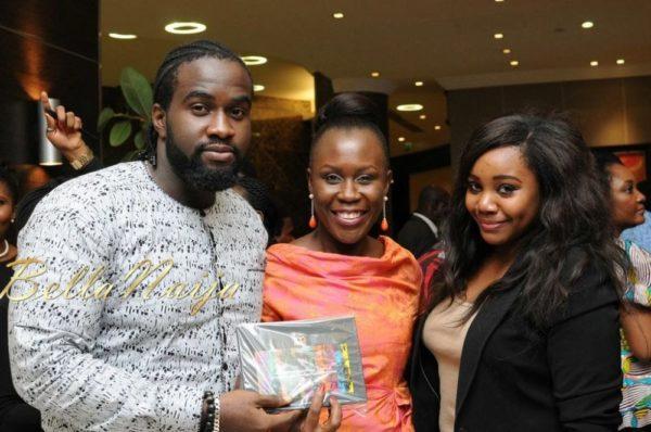 Beazy Olumide, Tara Fela-Durotoye & Sharn Ezeamaka