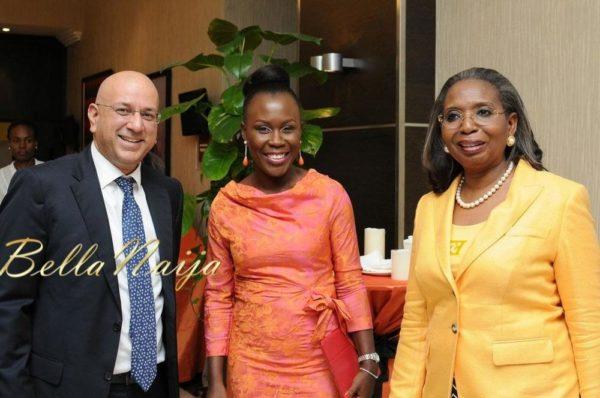 Omar Hafeez, Tara Fela-Durotoye & Ibukun Awosika