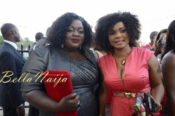 Eniola Badmus & Iyabo Ojo