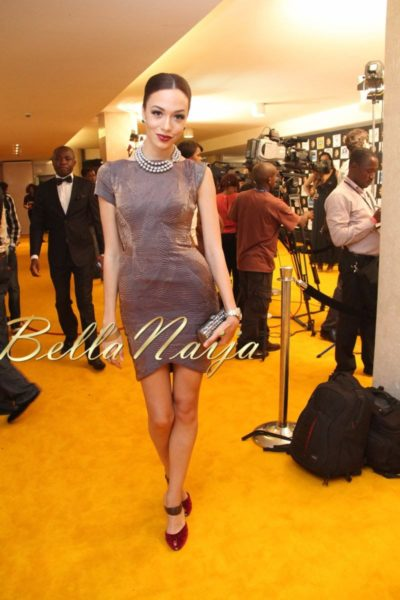 Eku Edewor in Clan