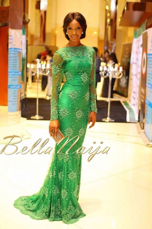 Bn Red Carpet Fab Miss Nigeria 2013 Finale Bellanaija