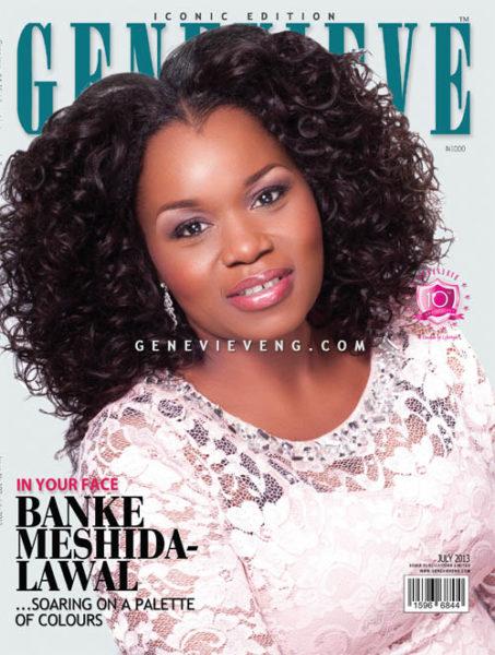 Banke Meshida-Lawal July 2013 Issue