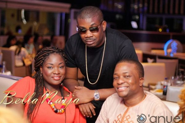 Toolz, Don Jazzy & Segun Demuren