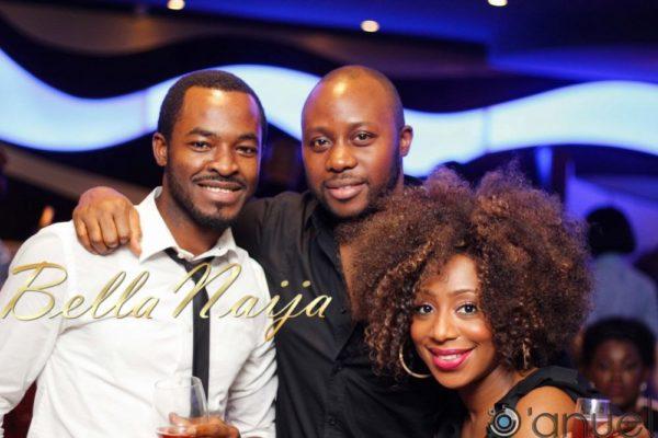 OC Ukeje, Lou & Dakore Akande