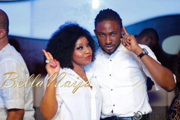 Rita Dominic & Uti Nwachukwu