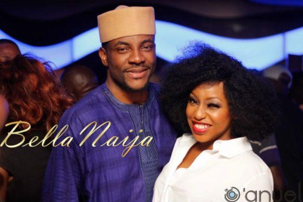 Ebuka Obi-Uchendu & Rita Dominic