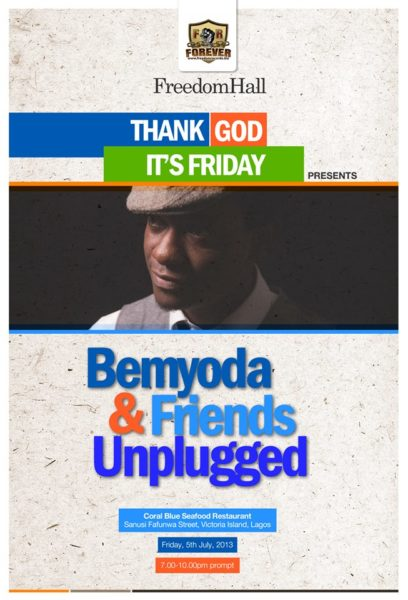 Bemyoda & Friends Unplugged