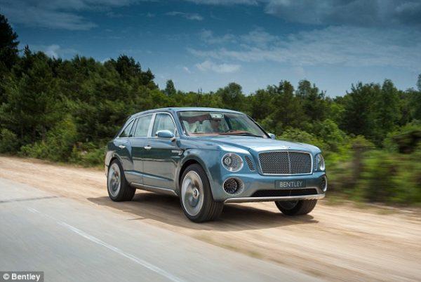 Bentley SUV  - July 2013 - BellaNaija001
