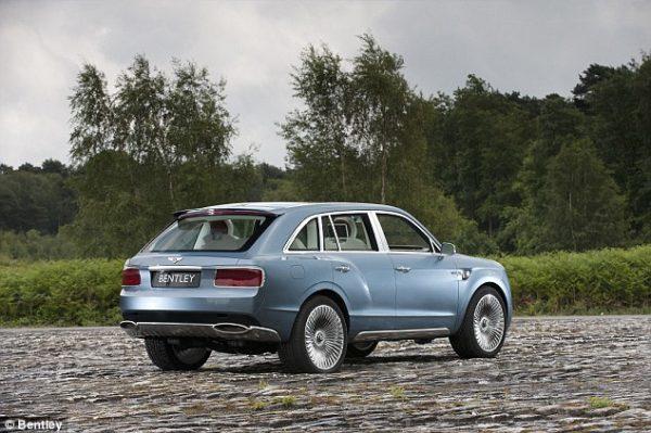 Bentley SUV  - July 2013 - BellaNaija002